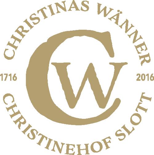 Christinehof slott - Christinas-Wänner-logo