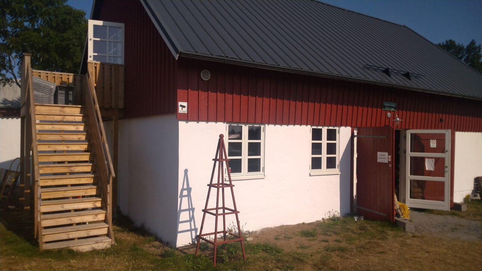 Holms Hage Café Farm Shop