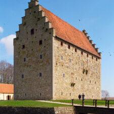Glimmingehus medeltids borg